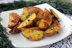 Fried potatoes for home