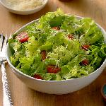 Green salad  (Lettuce, olive oil, balsamic vinegar, cucumber)