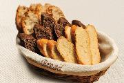 Ассорти из хлеба (Лаваш, Черный хлеб.)