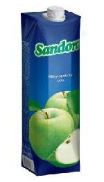APPLE JUICE 1 liter