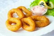 Squid rings -