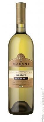 WINE TSINANDALI -0.75