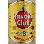 Havana Club 3Anos - 0.50