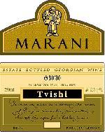 WINE TVISHI MARANI-0.75